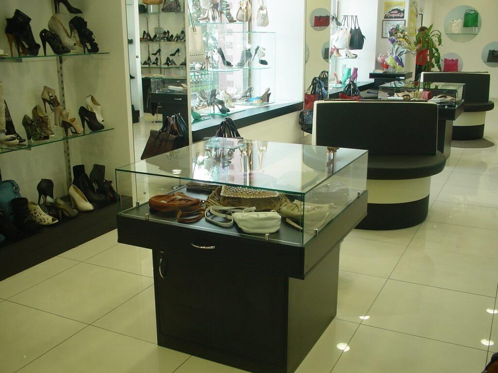 Магазин сети «Эдельвейс»
