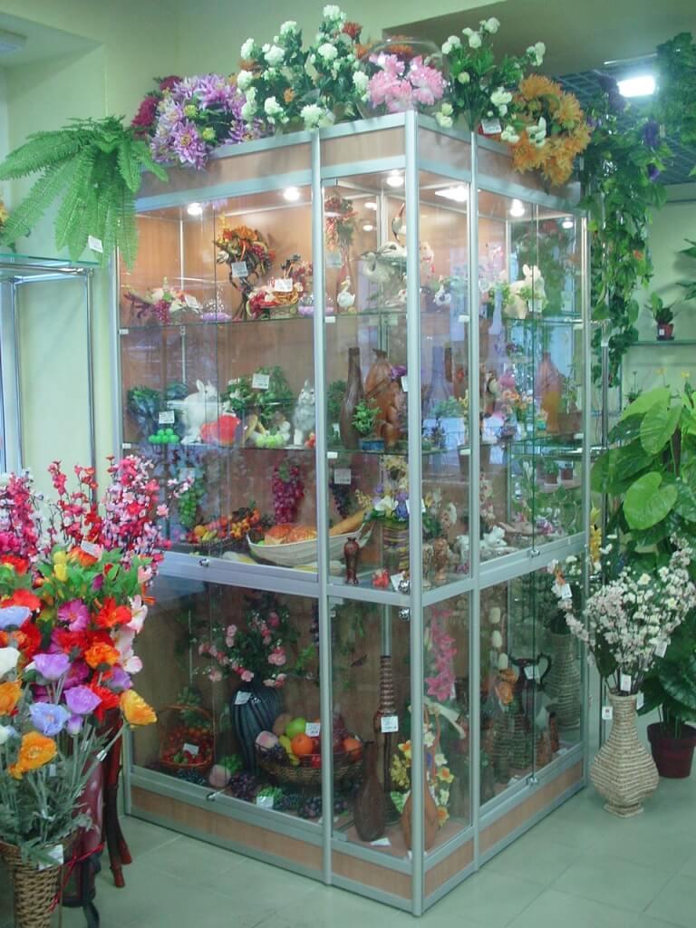 Магазин «Цветы Заполярья» г.Мурманск