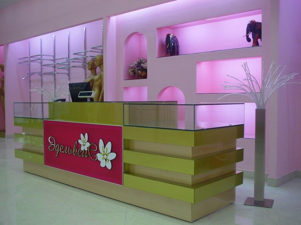 Магазин сети «Эдельвейс» в Северном Нагорном